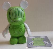 "Walt Disney Vinylmation ""Green Thumb"" Urban Series #6 by Doug Strayer with card"
