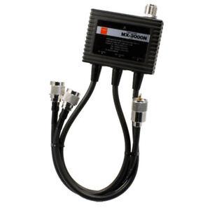 Diamond MX3000N Triplexer 1.6-160MHz / 350-500MHz / 850-1300MHz