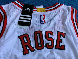 Chicago Bulls - *-* Derrick Rose Autograph - Authentic Adidas Jersey **_**NEW!!!