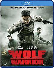 Wolf Warrior (Blu-ray Disc, 2015)(WGU01640B)