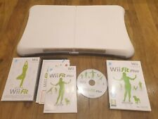 Nintendo Wii Fit Board, Game And Manual - Great Tested Condition, Fast Dispatch!