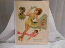 COVER GIRL  11X14 ADVERTISING PRINT AD