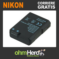 Batteria Alta Qualità per Nikon Digital Reflex D3200