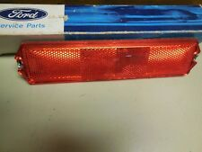 NOS 1968 FORD MUSTANG SHELBY REAR SIDE MARKER LENS LH