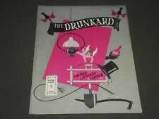1950 THE DRUNKARD SOUVENIR PROGRAM - PRODUCED BY MILDRED ILSE - J 2368