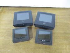 LOT OF 4 CITIZEN LCD MONITORS M329-1A M938-1A M329-1P