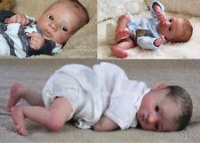 Reborn Kit REALBORN THOMAS AWAKE WITH BODY COA BOUNTIFUL BABIES TO BE COMPLETED