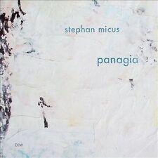 Audio CD: Panagia, Stephan Micus. Good Cond. . 602537163953