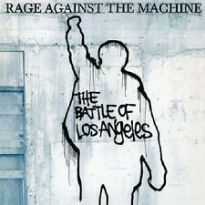 Rage Against The Machine THE BATTLE OF LOS ANGELES 180g NEW Music On Vinyl LP