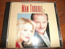 Man Trouble-Georges Delerue Soundtrack-1992 Varese Sarabande!