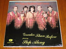 THE HOPPER BROTHERS AND CONNIE - GREATER THAN BEFORE - ULTRA RARE SEALED LP ! !