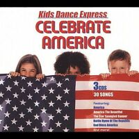 Kids Dance Express: Celebrate America - Various Artists - CD 2004-03-30