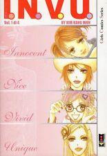 FLASHBOOK MANGA I. N. V. U. VOLUME 1 DI 4