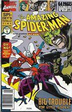 Amazing Spiderman (Vol 1) Annual #24 - VF/NM - Ant Man