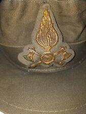 Cappello vigili del fuoco vintage