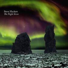 Steve Hackett - The Night Siren 2 CD