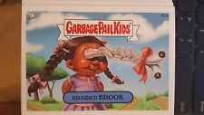 Garbage Pail Kids 2007 All-New Series ANS 7 #42a Braided Brook NrMint-Mint