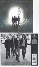 CD--BON JOVI--THE CIRCLE