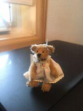 Deb Canham - Flore Bear - The Mohair Collection - Ltd Ed 1186/3000