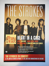 ▓ PLAN MEDIA ▓ THE STROKES : HEART IN A CAGE