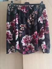 Bardot Style George Size 16  Floral top