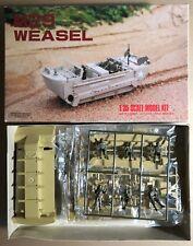 BLUE TANK TK-9008 - M29 WEASEL - 1/35 PLASTIC KIT