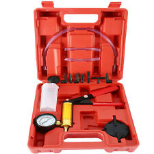 Universal Brake Fluid Bleeder Handheld Vacuum Pressure Pump Tester Tool