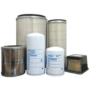 CFKIT Maintenance Filter Kit for/John Deere 555A Crawler Loaders