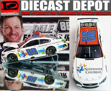 DALE EARNHARDT JR 2017 NATIONWIDE CHILDREN'S HOSPITAL #88 CHEVY SS 1/24 ACTION