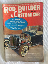 Rods Builder & Customizer - May 1958 - 55-5 Dodge & Plymouth, 49 Chev