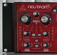 Behringer Neutron rack ears