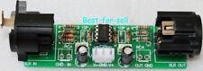 Balanced/Unbalanced to balanced /unbalanced RCA to XLR Board Mono Pre-Amplifier