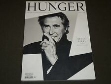 2013 AUTUMN/WINTER HUNGER MAGAZINE ISSUE NO. 5 - BRYAN FERRY COVER - O 7137