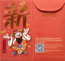 CNY Ang Pow Packets - 2019 Resorts World, Genting 1 pc