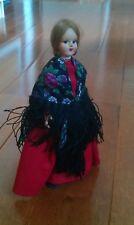 7 inch Italian doll
