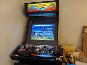 "Arcade Cabinet ""CRT' MONITOR"