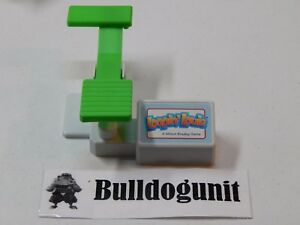 1992 Loopin Louie Green Paddle Part Only Board Game Replacement Piece