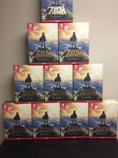 NEW Legend of Zelda Breath of the Wild *Special Edition* Nintendo Switch IN HAND