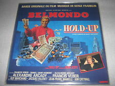 BOF HOLD-UP 33T FR. BELMONDO GUY MARCHAND MARIELLE