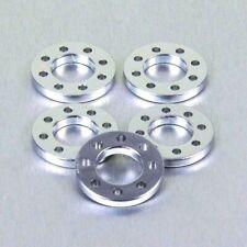 Pro-Bolt Aluminium Drilled Washers M5 (10mm o/d) Pk x 5 - Silver
