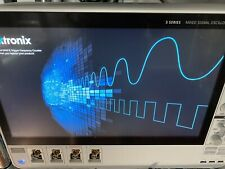 Tektronix Mso54 350mhz Tpp1000 Oscilloscope Mixed Signal Calibrated