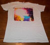 "WOMEN'S TEEN JR'S FLORENCE & THE MACHINE ""FADED"" T-shirt MEDIUM NEW"