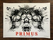 Primus Emek Los Angeles Forum Poster 11/29+30/2019 Le Rare Numbered Sold Out!