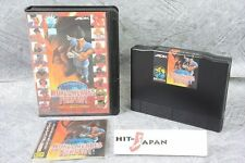WORLD HEROES PERFECT NEO GEO AES Good condition FREE SHIPPING  Neogeo SNK 0808