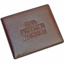 BMF - Bad Mother Leather Wallet - Pulp Fiction