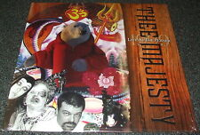 THEE MAJESTY-LIVE AT THE PEZNER-2014 LP VINYL-300 ONLY-PSYCHIC TV-SEALED/NEW