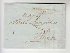1807 lettera VERONA-VICENZA-Lineare VERONA A DESTRA-g824