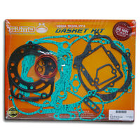 Kawasaki High Quality Complete Engine Gasket Kit Set KX 250 [1988-1992] (18 Pcs)