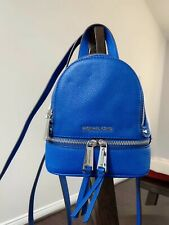 Michael Kors Zip Leather mini Backpack
