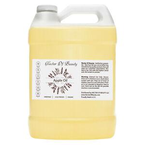 Apple Seed Carrier Oil Non-GMO 100% Pure Pesticide-Free 1 Gallon Bulk Wholesale